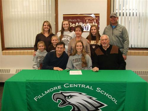 Macy Miller signs Letter of Intent