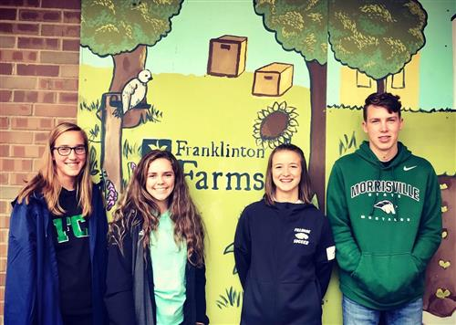 FFA Students Go to the National FFA Convention